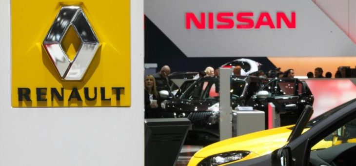 Renault, nissan buy french tech firm to develop mobility apps