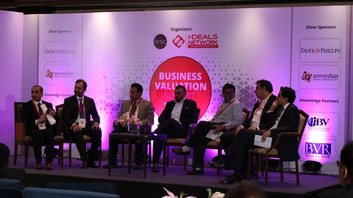 Business Valution Masterclass | I - Deals Network